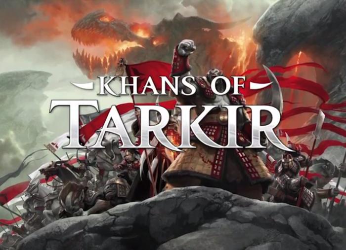 [Khans of Tarkir] : Prochain bloc. Tarkir
