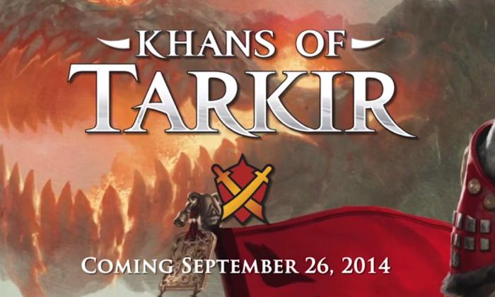 [Khans of Tarkir] : Prochain bloc. Extension