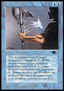 Power Artifact