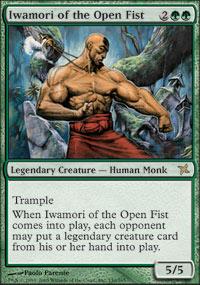 Iwamori of the Open Fist