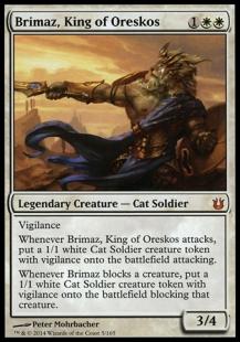 Brimaz, King of Oreskos