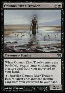 Odunos River Trawler