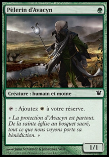 Pélerin d'Avacyn