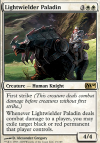 Lightwielder Paladin
