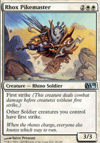 Rhox Pikemaster