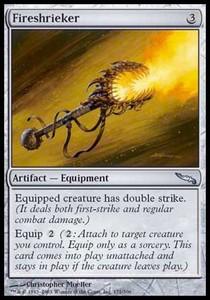 Tests Magic Fireshrieker