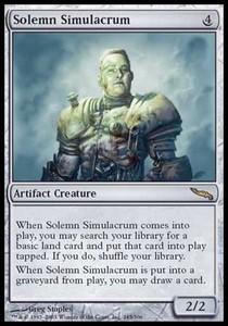 Simulacre Solennel
