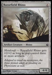 Razorfield Rhino