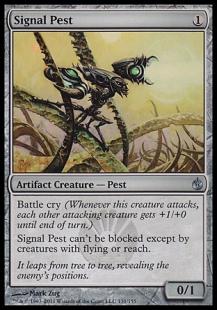 Signal Pest