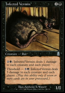 Infected Vermin