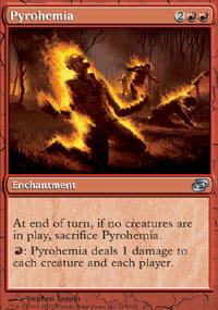 Pyrohemia