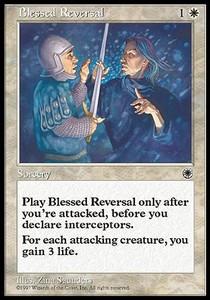Blessed Reversal