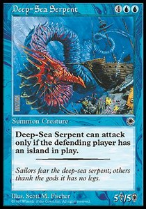 Deep-Sea Serpent