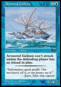 Armored Galleon
