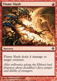 Flame Slash