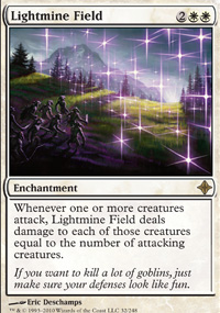 Lightmine Field