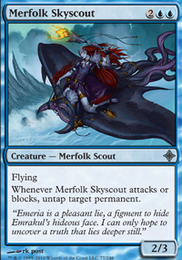 Merfolk Skyscout