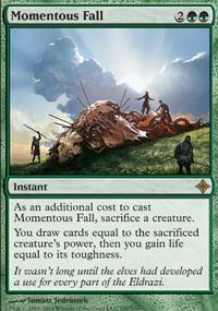 Momentous Fall