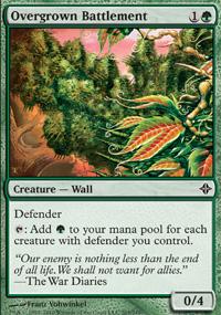 Overgrown Battlement