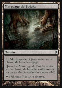Marécage de Bojuka