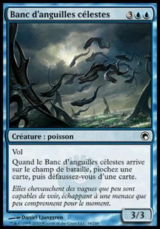 Banc Danguilles Célestes